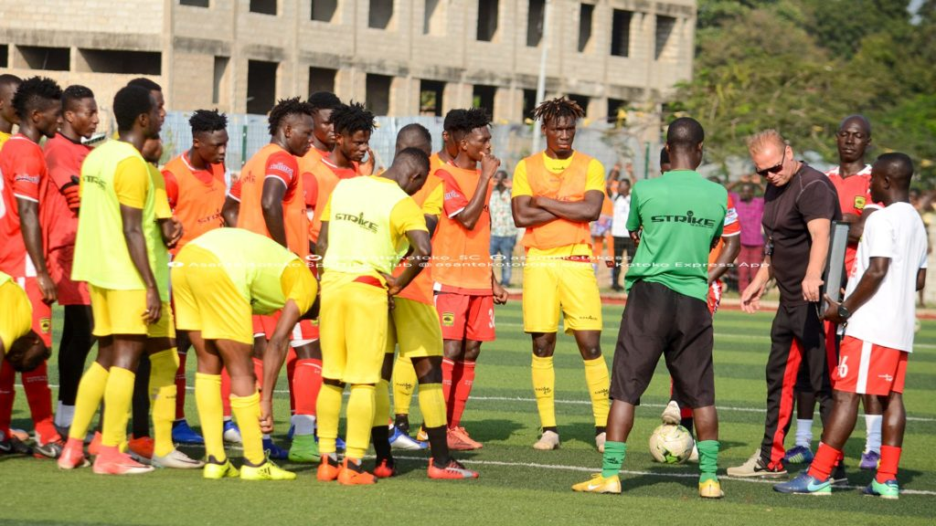 Asante Kotoko to resume training on Tuesday ahead Kano Pillars return leg clash