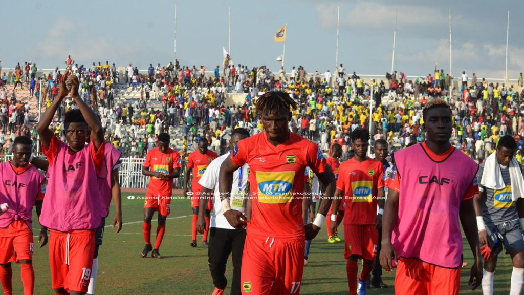 Asante Kotoko announce gate fees for Kano Pillars clash but no advanced ticket sales