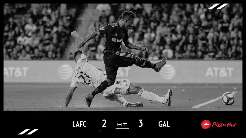 VIDEO: Los Angeles FC ace Latif Blessing bags BRACE in six-goal thriller derby draw with LA Galaxy