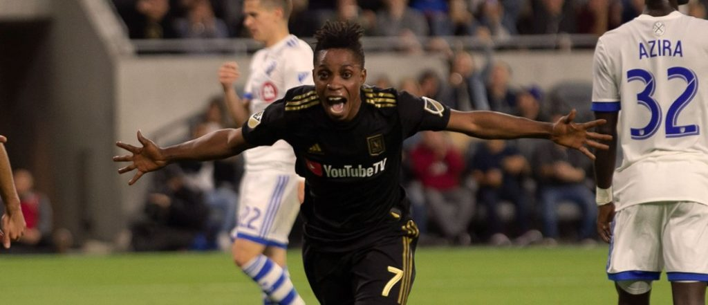 LAFC ace Latif Blessing is fourth best dribbler in Major League Soccer
