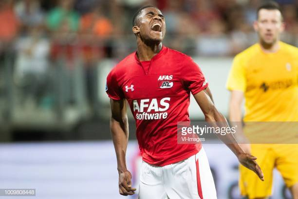 Netherlands manager Ronald Koeman scouts Ghanaian forward Myron Boadu for Euro 2020 qualifiers