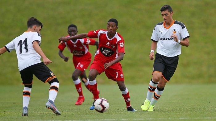 WAFA SC U16 lose to Valencia in final of 2019 Next Generation Trophy