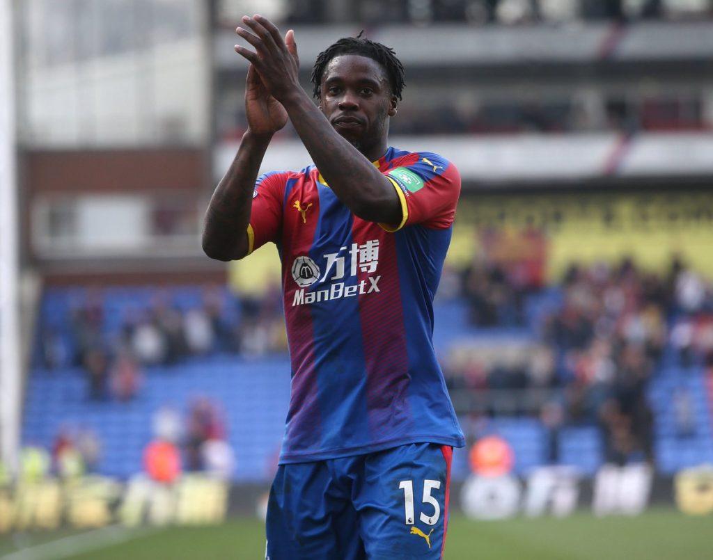 Jeffery Schlupp marks injury return in Crystal Palace's defeat to Sheffield United