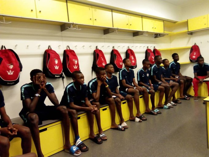 2019 Next Generation Trophy: WAFA SC progress to face Benfica in quarter-final after topping Group C