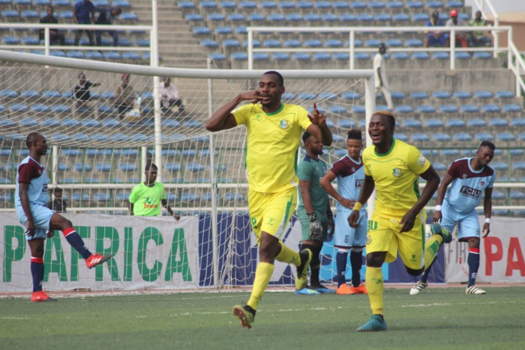 We respect Asante Kotoko but we are not going to fear them- Kano Pillars star forward Nyima Nwagua