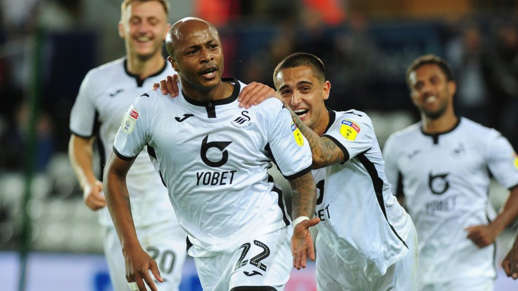 Andre Ayew focusing on Swansea City despite interests from France and Turkey