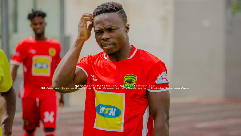 Asante Kotoko to miss trio-Wahab, Mudasiru and Okrah-for Liberty Professionals clash