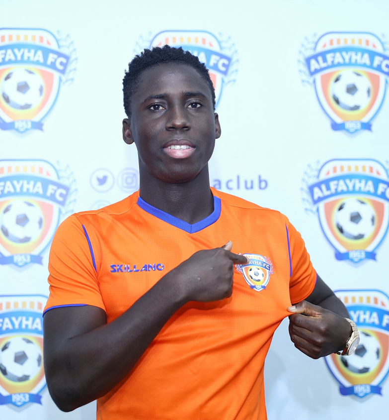 REVEALED: Ghana's Samuel Owusu to earn staggering US$ 600,000 as annual salary at Saudi Arabian side Al-Fayha FC