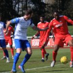 Ghanaian defender Daniel Pappoe on target as Carshalton thump Stortford FC