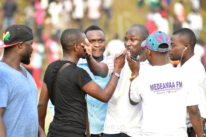"""Only football people"" can manage Ghana football"" - Medeama boss Moses Armah"