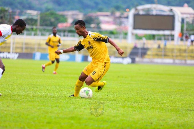 CAF Confederation Cup: AshGold coach maintains starting XI for Akonangui FC return leg