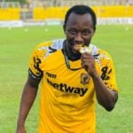 Ashantigold part ways with forward Saddick Adams