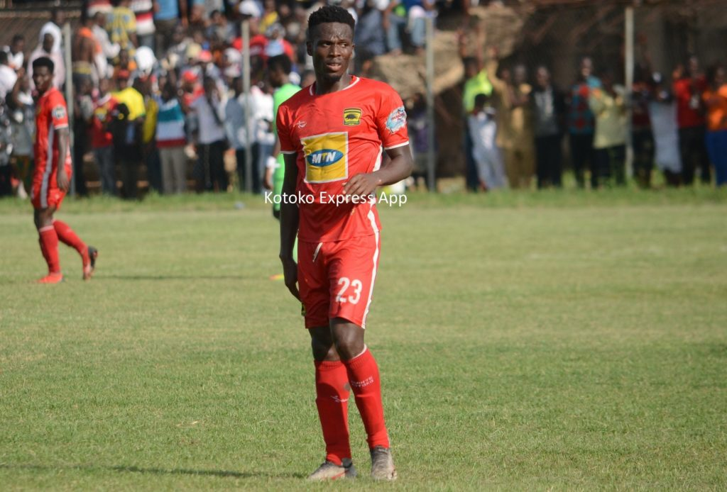 Fatawu Safiu didn't want to return to Ghana- Kotoko PRO reveals