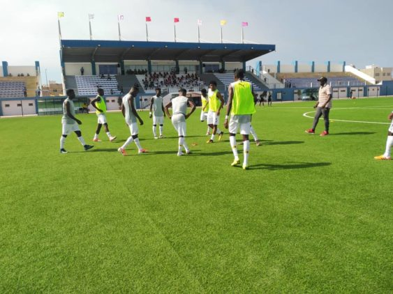 Black Satellites to face Mali today at African Games