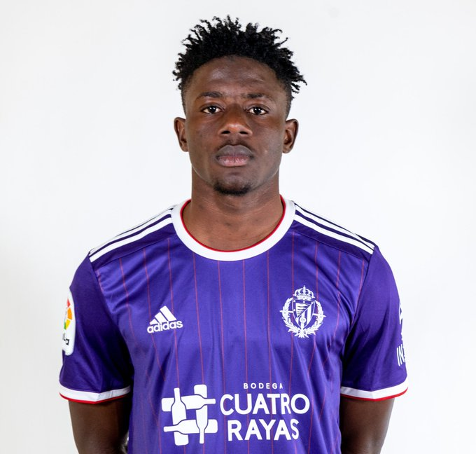 20-year-old centre back Mohammed Salisu puts up 'rocky' display as Valladolid draw at Real Madrid