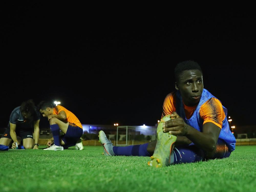 Ghana winger Samuel Owusu set to make Al-Fayha FC bow against Al Faisaly in Saudi Pro League opener on Saturday