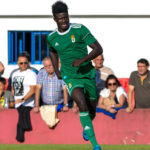 Samuel Obeng picks red card in Real Oviedo defeat against Elche