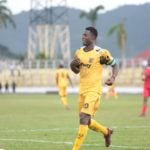 AshGold captain Shafiu Mumuni basks in first-ever career hat-trick