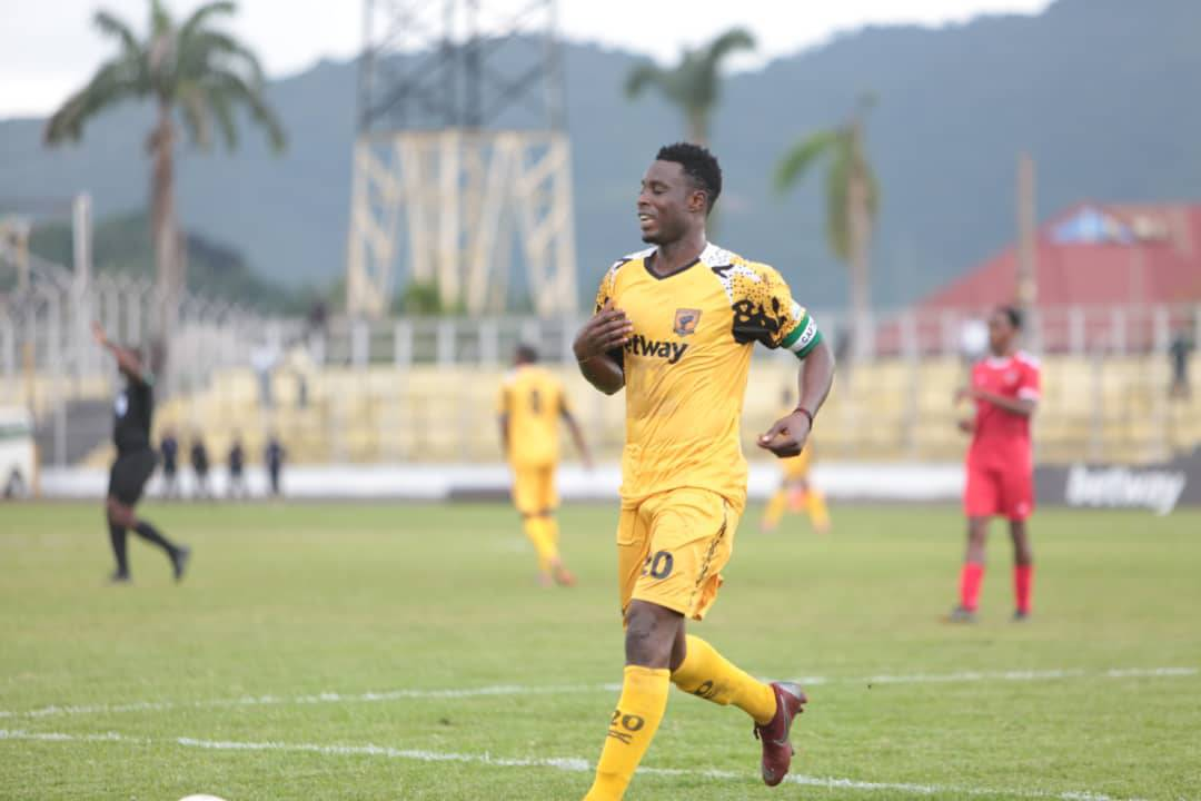 CAF Confederation Cup: Tough task ahead as AshantiGold set up RS Berkane clash