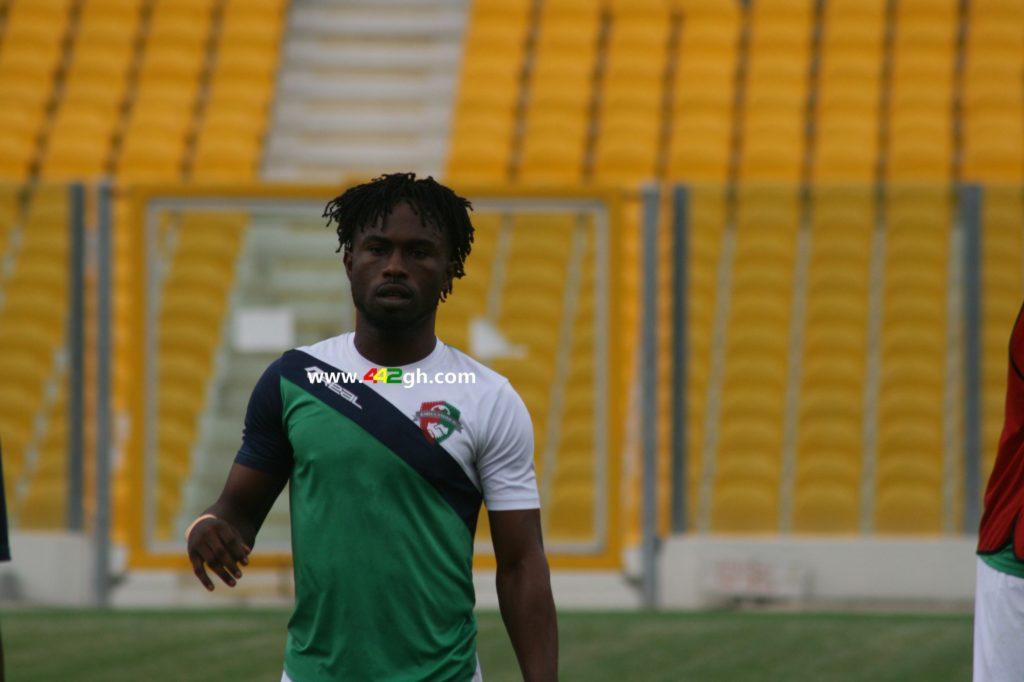 Karela United duo Solomon Sarfo Taylor and Emmanuel Kyekyeh get Ghana U23 call-ups