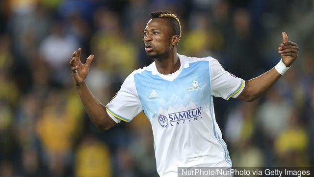 Scottish side Celtic set to miss out on Gaziantep-bound Patrick Twumasi