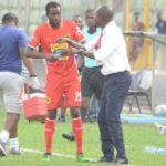 Umar Bashiru part ways with Asante Kotoko by mutual consent