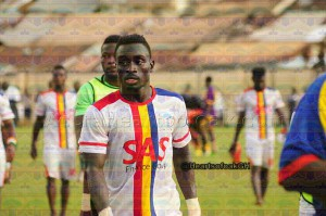 Former Hearts of Oak defender Kweku Andoh signs for Wolkite City FC in Ethiopia