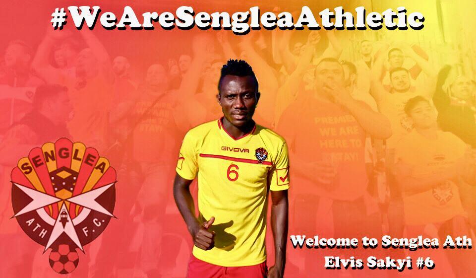 EXCLUSIVE: Maltese side Senglea Athletic FC snap up free agent Elvis Sakyi