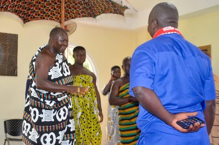 Asante Kotoko Life Patron heaps praise on hardworking Accra representative Edmund Ackah