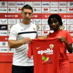 OFFICIAL: Defender Regina Antwi of Hasaacas Ladies signs for Hungarian side Diósgyőri VTK