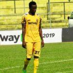 Asante Kotoko sign former AshantiGold defender Samed Ibrahim
