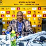 SAFA promotes assistant Molefi Ntseki as new Bafana Bafana head coach