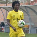 Asante Kotoko forward Sogne Yacouba ruled out of Kano Pillars clash