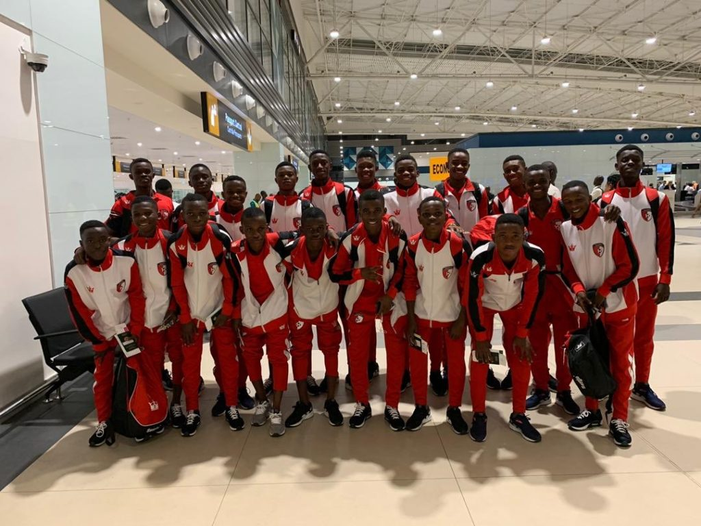 WAFA U16 fly out to Austria to defend Next Generation Trophy