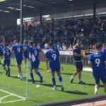 VIDEO: League One side Bristol Rovers warm up in Junior Agogo tribute shirts