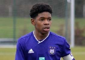 Ghanaian youngsterEnock Agyei crowned best player as Anderlecht clinch YICC tournament in China