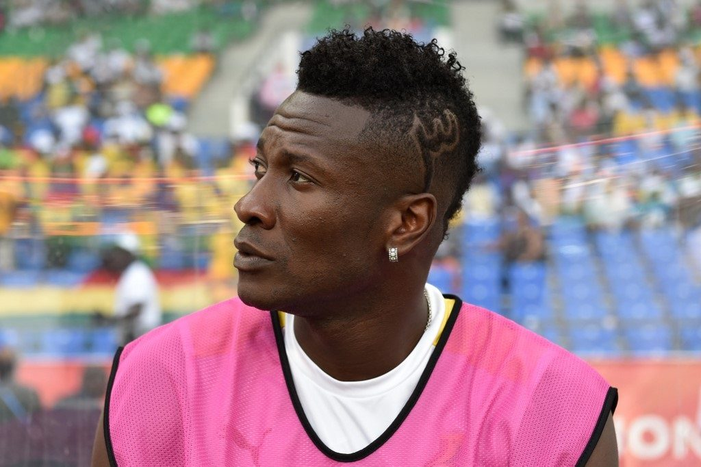 Asamoah Gyan: The Man Who Should Have Been More