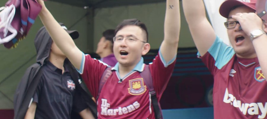 Can Ghanaian clubs emulate West Ham on attracting foreign fans?
