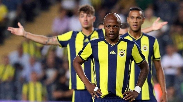 French and Turkish clubs could swoop for Andre Ayew if England transfer fails to materialize
