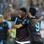 Video: Ghana striker Ekuban scores spectacular goal and assist in UEFA Europa League