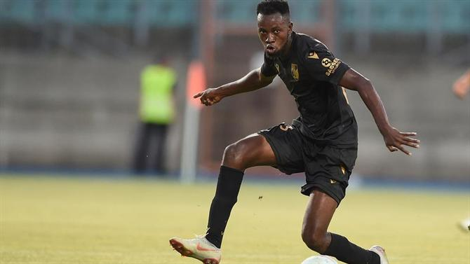 Joseph Amoah ruled out of Guimarães Europa League clash against Bucharest due to injury