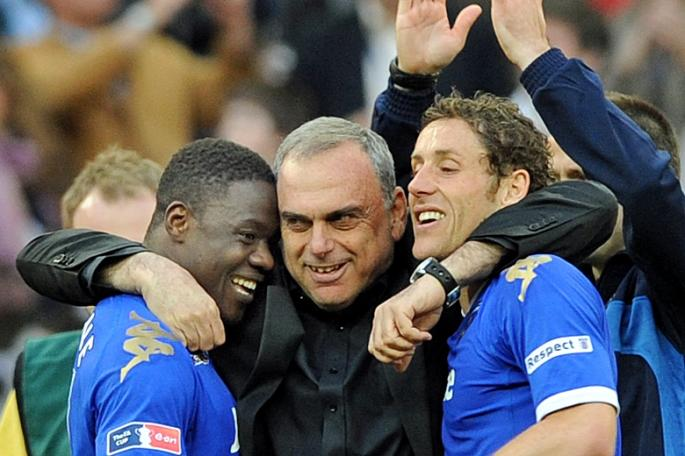 Managing Portsmouth was my most challenging job - Avram Grant