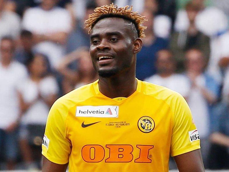 Breaking News: Ghana defender Kassim Nuhu leaves German side Hoffenheim to join Dusseldorf on loan