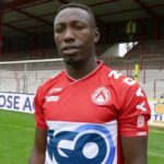 Video: Ghanaian winger Eric Ocansey's header named among five finest goals in Belgium