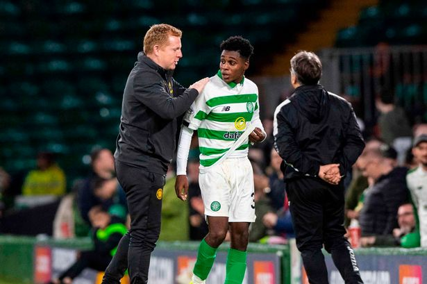 Celtic talented teenager Jeremie Frimpong hints of playing for Ghana
