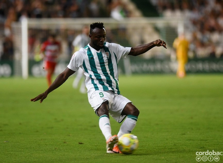 Kwabena Owusu off the mark as CF Cordoba share spoils with in-form CD Badajoz