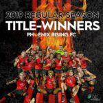 VIDEO: Solomon Asante leads Phoenix Rising to clinch 2019 USL Championship trophy