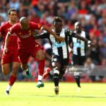 VIDEO: Christian Atsu registers assist as Newcastle United suffer defeat at Liverpool