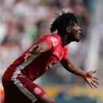 On-loan Kassim Nuhu scores first Bundesliga goal for Fortuna Düsseldorf