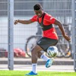 Fit-again Nana Ampomah set to make Fortuna Düsseldorf bow against Borussia Monchengladbach